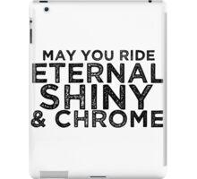 May You Ride iPad Case/Skin