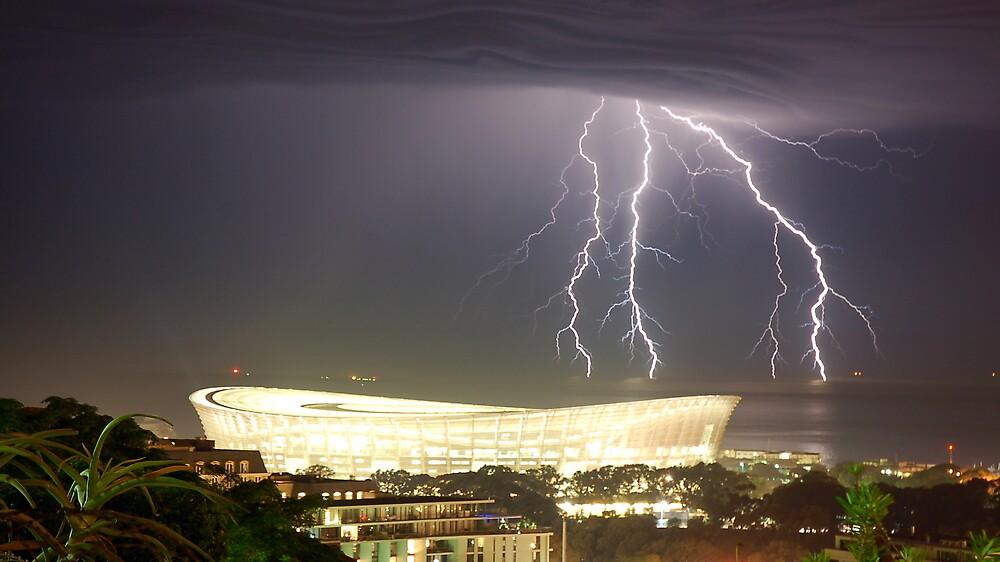 2010 Stadium & Storm by Simon Gottschalk