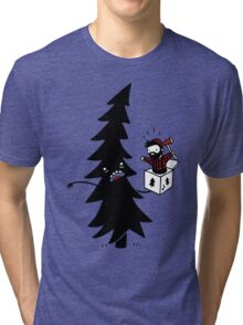 Lumberjack-In-The-Box Tri-blend T-Shirt
