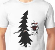 Lumberjack-In-The-Box Unisex T-Shirt