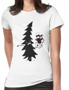 Lumberjack-In-The-Box Womens Fitted T-Shirt