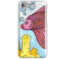 Betta Fish iPhone Case/Skin