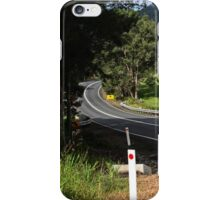 Left Turn .... To The Highway iPhone Case/Skin