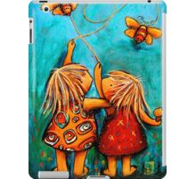Forever Friends Blue Skies iPad Case/Skin