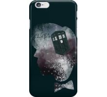 Doctor Who Eleventh Doctor Grunge iPhone Case/Skin
