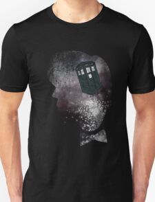 Doctor Who Eleventh Doctor Grunge T-Shirt