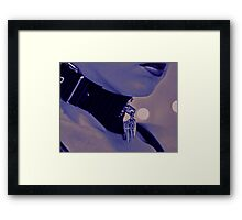 Sorry for being so cynical... Framed Print
