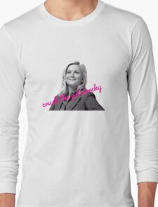 Leslie Knope Feminist Long Sleeve T-Shirt