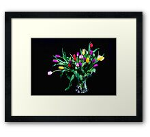 When It's Spring Again.... Framed Print