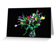 When It's Spring Again.... Greeting Card