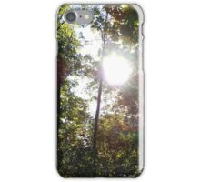 Green and Light iPhone Case/Skin