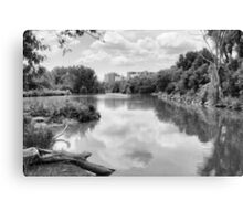 The Humber Canvas Print