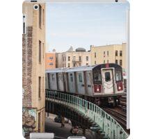 Incoming Number 2 Train iPad Case/Skin