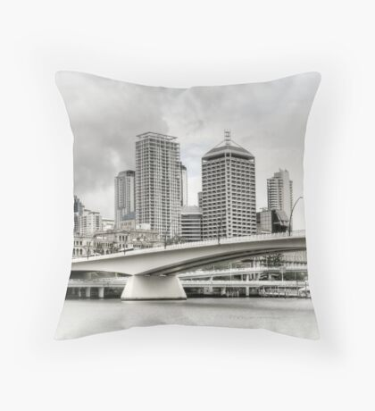 Brisbane, Australia Throw Pillow