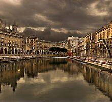 Cospiqua -- Dockyard Malta by Edwin  Catania