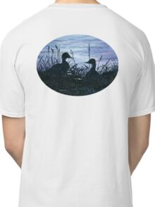 Ducks Silhouetted Classic T-Shirt