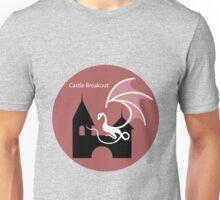 Castle Breakout Escape game logo Unisex T-Shirt