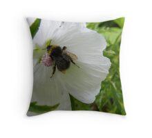Lovely Grub!!! Throw Pillow
