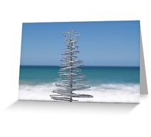 Silver Tree Greeting Card