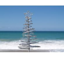 Silver Tree Photographic Print
