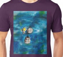 Clyde the Robot Unisex T-Shirt