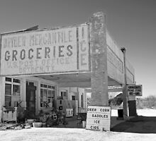 Dryden Mercantile by Bill Morgenstern