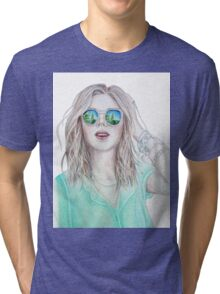 Reflections Tri-blend T-Shirt