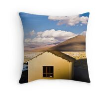 Bolivia Soutwest Circuit Throw Pillow