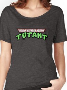 TMNT Glitch Women's Relaxed Fit T-Shirt
