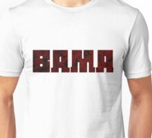 Alabama Football Flowers (Color II) Unisex T-Shirt