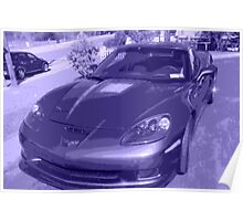 Corvette: ZR1 Poster