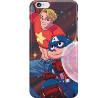 Steve and the Steven iPhone Case/Skin