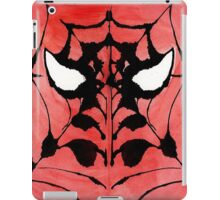 Rorschach Spiderman iPad Case/Skin