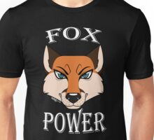 Fox Power Unisex T-Shirt