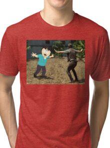 Jurassic World Randy Tri-blend T-Shirt