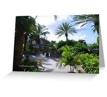 Antigua 2 Greeting Card