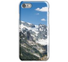 Mount Shuksan from the Chain Lakes Trail near Mount Baker iPhone Case/Skin