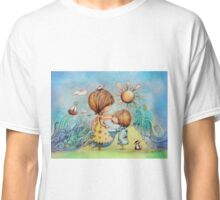sun and sea Classic T-Shirt