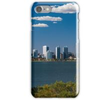 East Perth Skyline iPhone Case/Skin