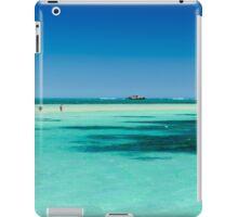 Sandbar to Penguin Island, Western Australia iPad Case/Skin