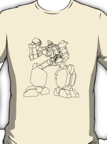 robo punch T-Shirt