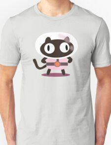 Cookie Cat (Transparent) T-Shirt