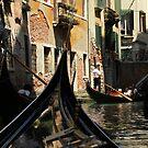 Italy PhotoSketchBook by beeden