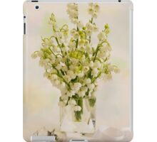 Lily Of The Valley Perfume  iPad Case/Skin
