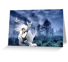 ~ Calm After The Storm ~ Greeting Card
