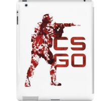 Counter Strike Global Offensive - Bloodshot Soldier iPad Case/Skin