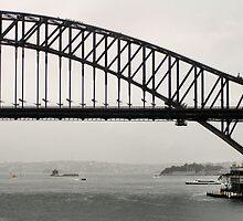 Sydney Harbour Bridge by Christopher Biggs
