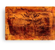"""""""Fall"""" Tree of knowledge Series Canvas Print"""
