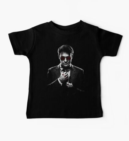 Sin City Matt Murdock [Transparent] Baby Tee