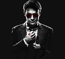 Sin City Matt Murdock [Transparent] Unisex T-Shirt